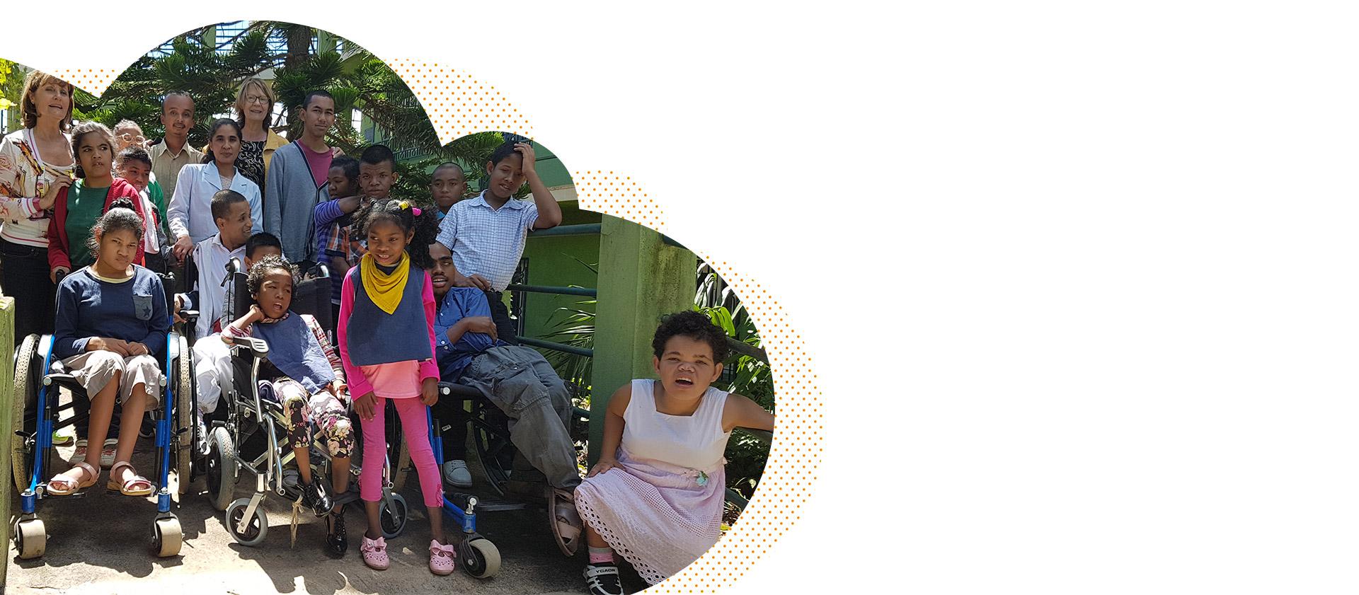 Nous soutenons des projets à impact direct sur les personnes bénéficiaires